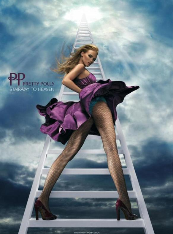 Pretty Polly  Stairway to heaven