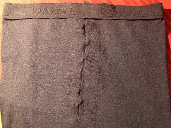Donna Karan Satin Jersey gray 2