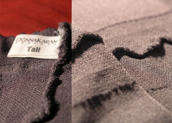 Donna Karan Satin Jersey gray 4