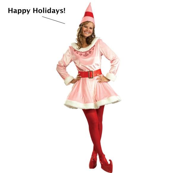 holidays elf