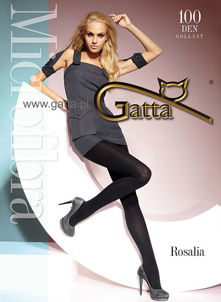 Gatta Rosalia Tights, 100 denier