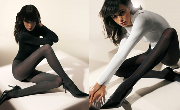 Mia Rosing for Wolford 1
