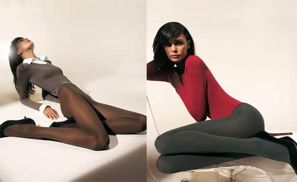 Mia Rosing for Wolford 2