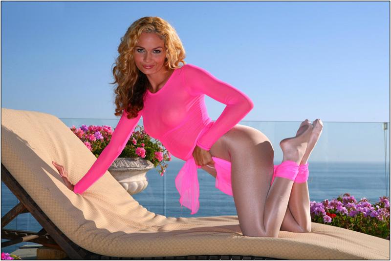 Pretty Pink Panties Only pink satin panties, satin bikini panties.