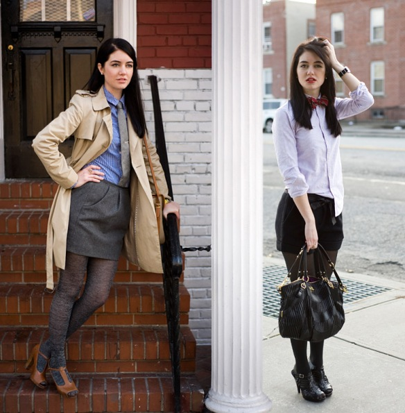 "Menswear Style featured on ""The Style Blogger"", with Jenilee Thornton"