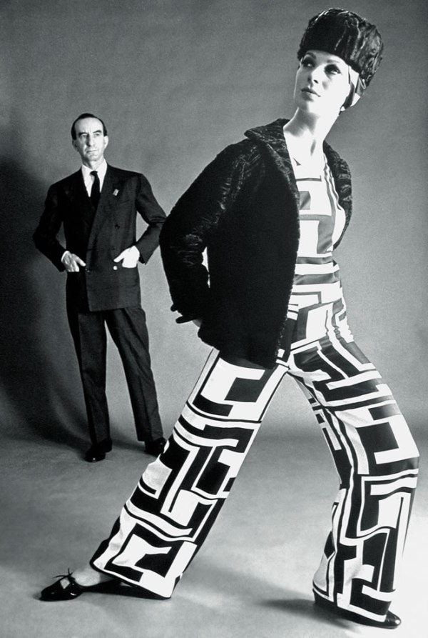 Emilio-Pucci early days b&w
