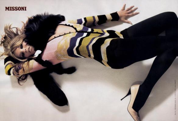 Kate Moss Missoni 1