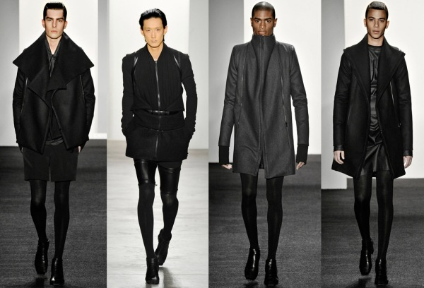 Rad Hourani Men's line