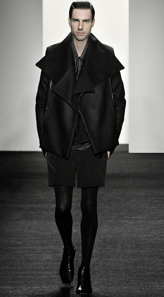 Tom Cruise models Rad Hourani