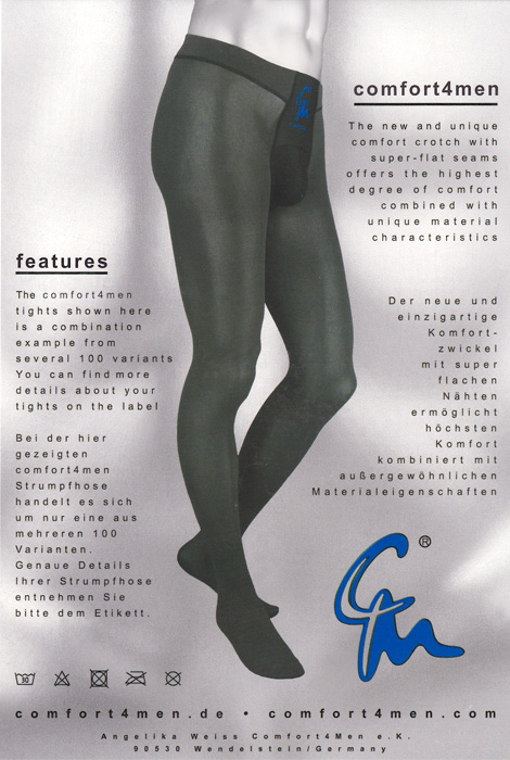 C4M Luxury tights package